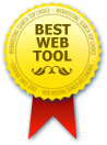 webhostingsearch-recommended tool award