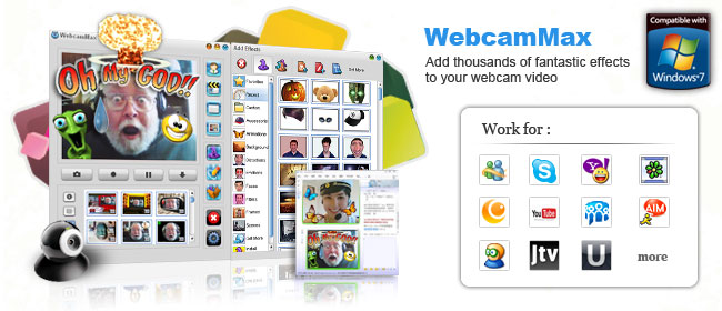 WebcamMax 7.1.6.8 Multilanguage (+RUS)